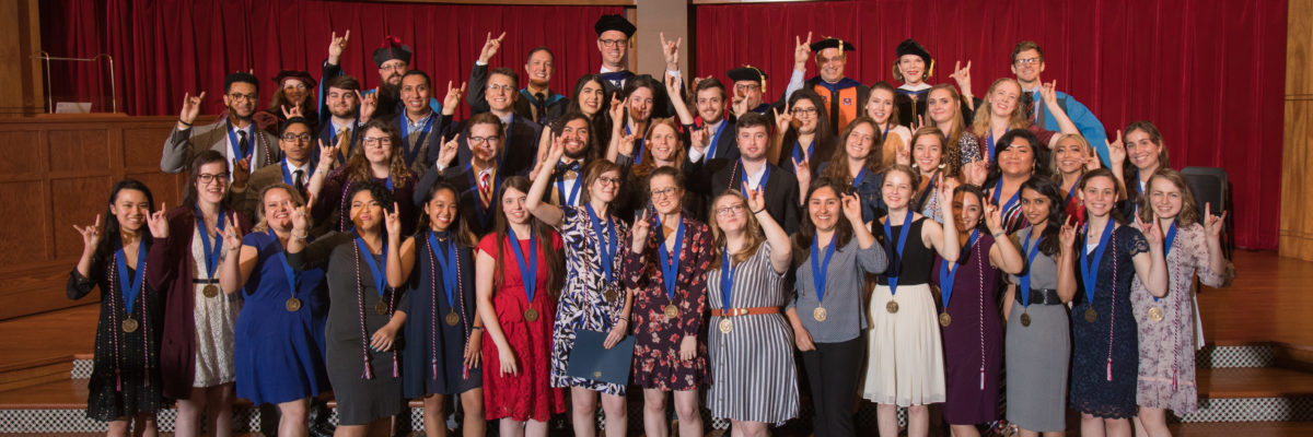 Honors College Graduating Class of 2019