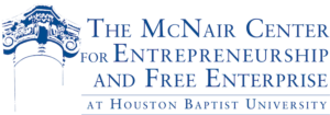 HBU The McNair Centers for Entrepreneurism and Free Enterprise
