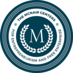 The McNair Centers for Entrepreneurism and Free Enterprise