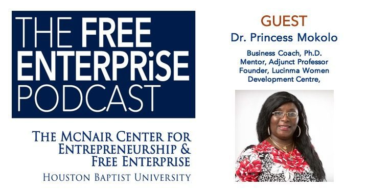 Preparing to Launch a Business Successfully (Interview w/ Dr. Princess Mokolo)