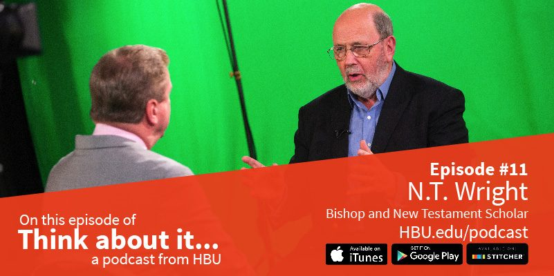 #11: N.T. Wright – Bishop and New Testament Scholar
