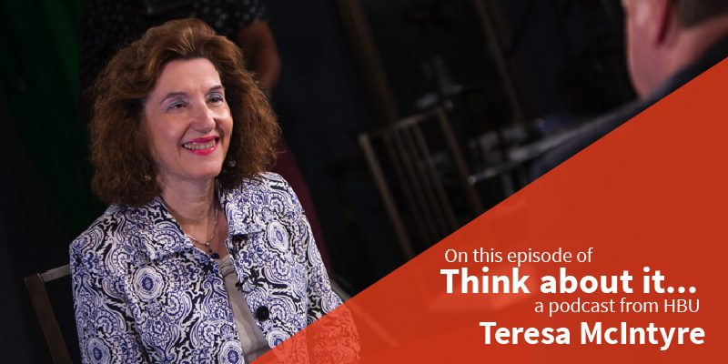 #39 Teresa McIntyre – Dean of the College of Education and Behavioral Sciences