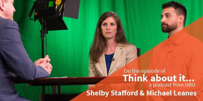#49 Shelby Stafford & Michael Leanes – Graduate Students